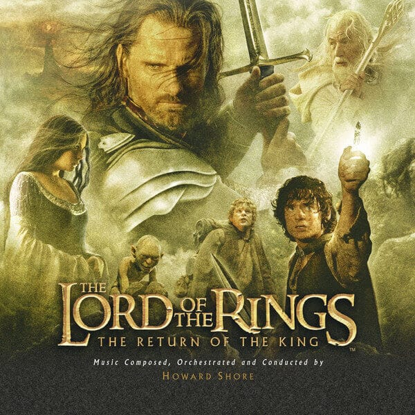 The Lord of the Rings: Return if the King (2003)