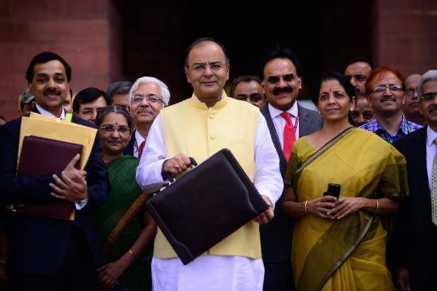 arunjaitley1-Union Budget 2015