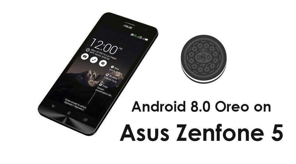 Download and Install Android Oreo AOSP Custom ROM
