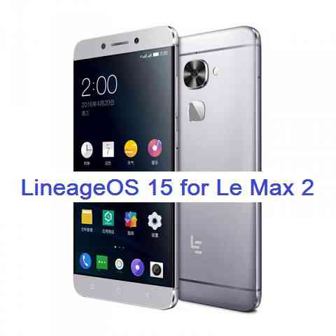 Download and Install Android Oreo on LeEco Le Max 2