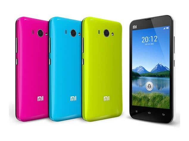 Download and install Android Oreo on Xiaomi Mi 2 based on LineageOS 15