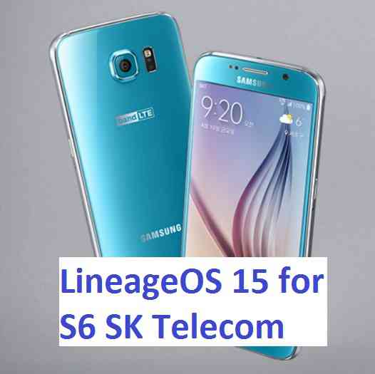 How to install Android Oreo on Galaxy S6 G920s (SK Telecom)