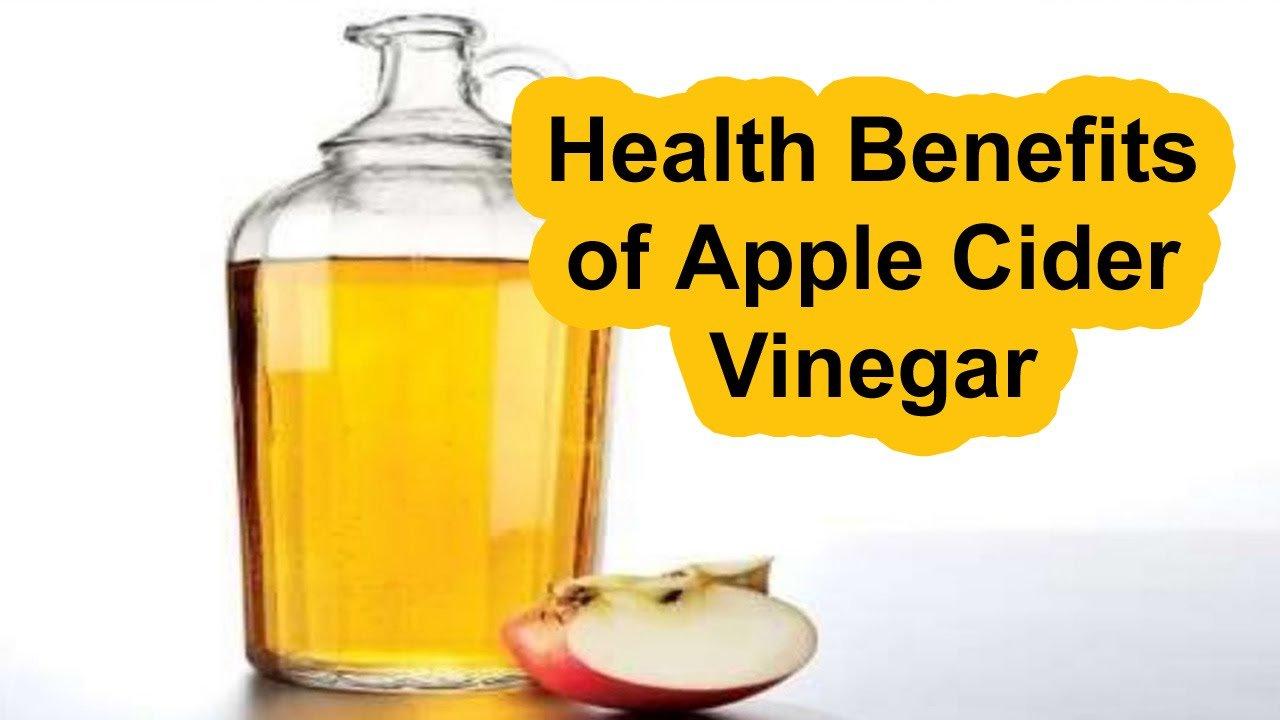 apple cider vinegar Seven amazing benefits of Apple Cider Vinegar