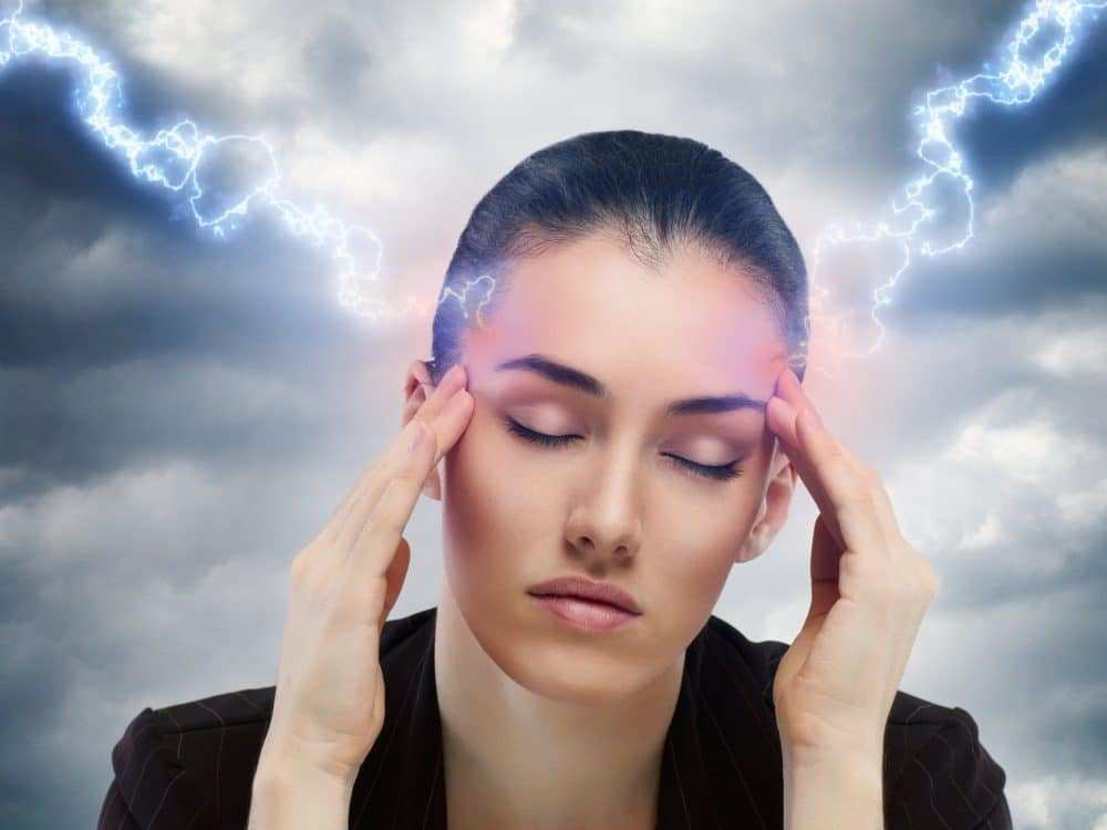 migraine Ways to get relieved from a migraine