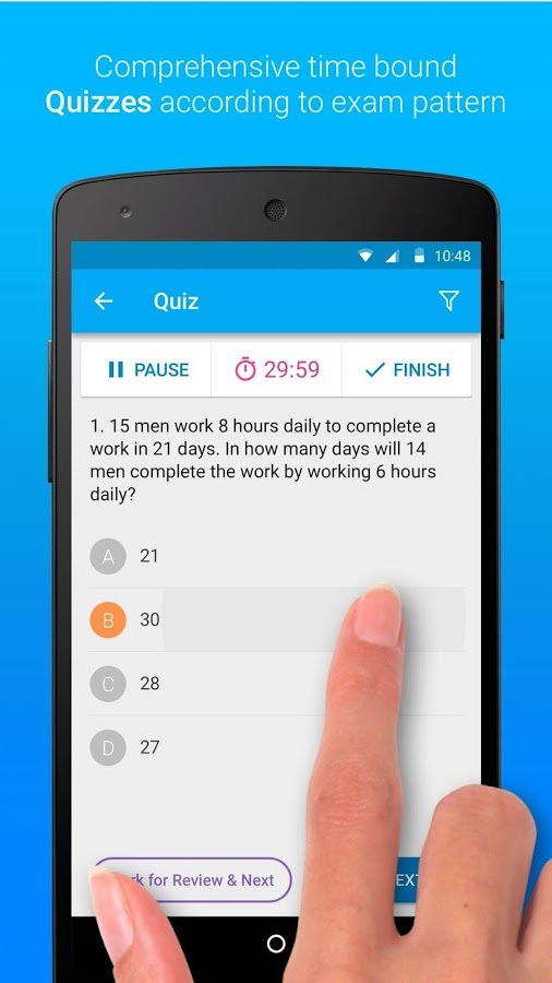 Best Android Apps for Preparing IBPS PO Exam