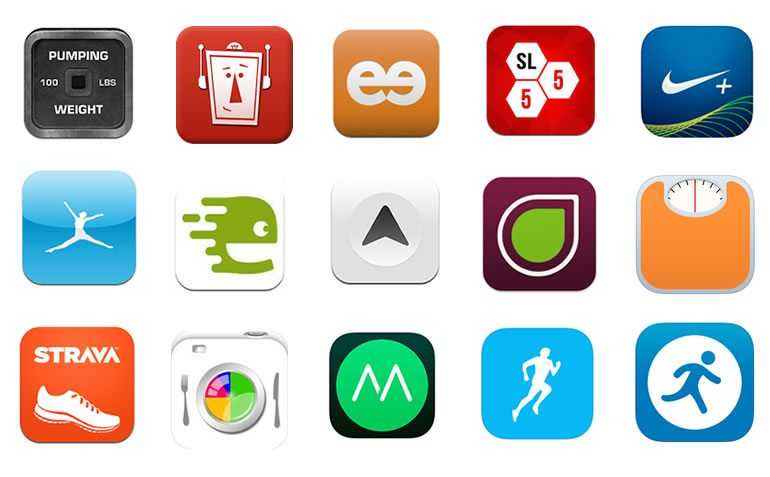 best iphone fitness apps top 10 fitness tracking apps for iphone headlines of today 13618