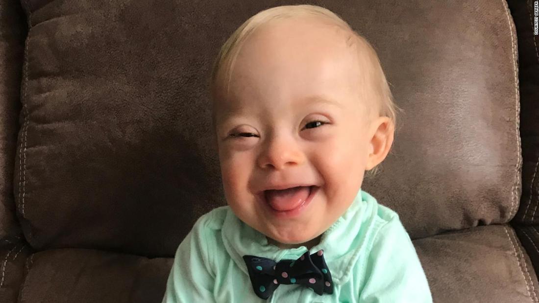 Lucas 2018 Gerber baby '