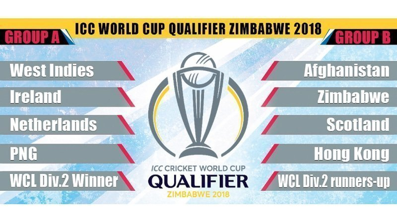 2019 world cup qualifiers