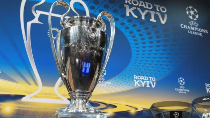 Champions League Quarter Final Draw Result Is Announced