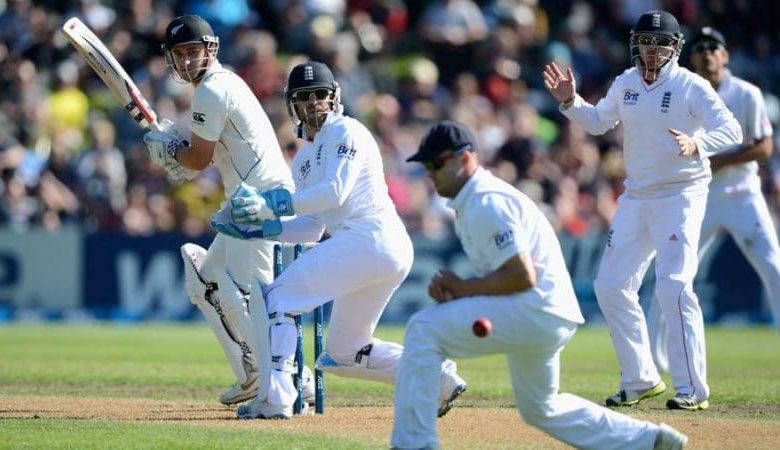 England-Vs-New-Zealand-test