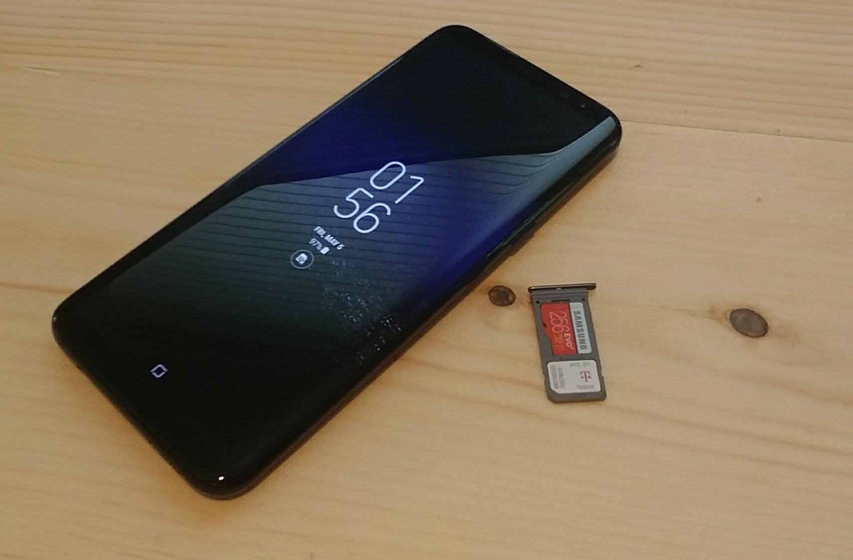 Samsung Galaxy S8 Plsu 5