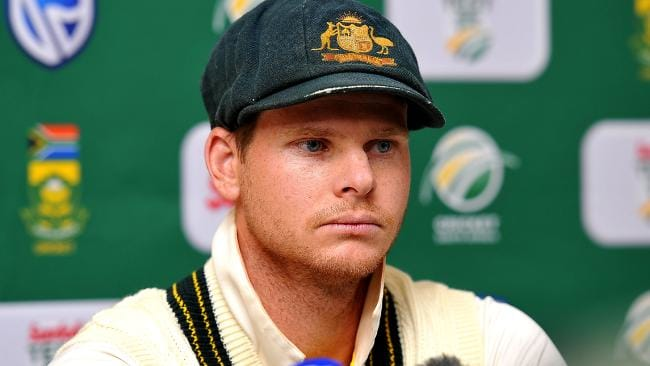 Smith Ball tampering