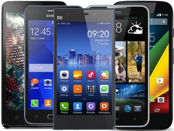 Top and Best Mobiles Under Rs. 15000