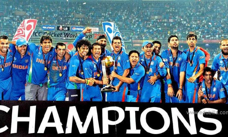 ICC world cup champions