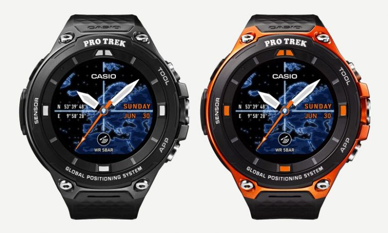 Casio-Protrek-watch