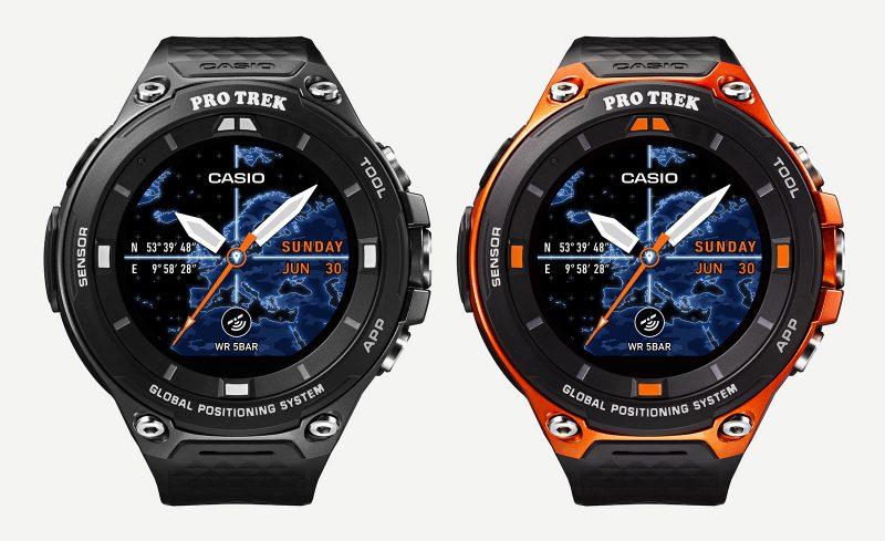 Casio Reveals PRO TREK Smart Watch with Built-in Offline GPS