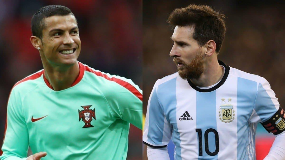 Argentina vs. Portugal