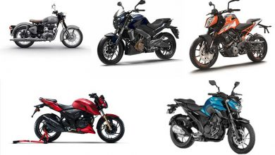 Photo of Top 5 best and Cheapest Bikes in India Prices under Rs. 40,000