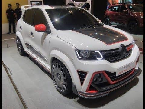 Renault Kwid Facelift 2018
