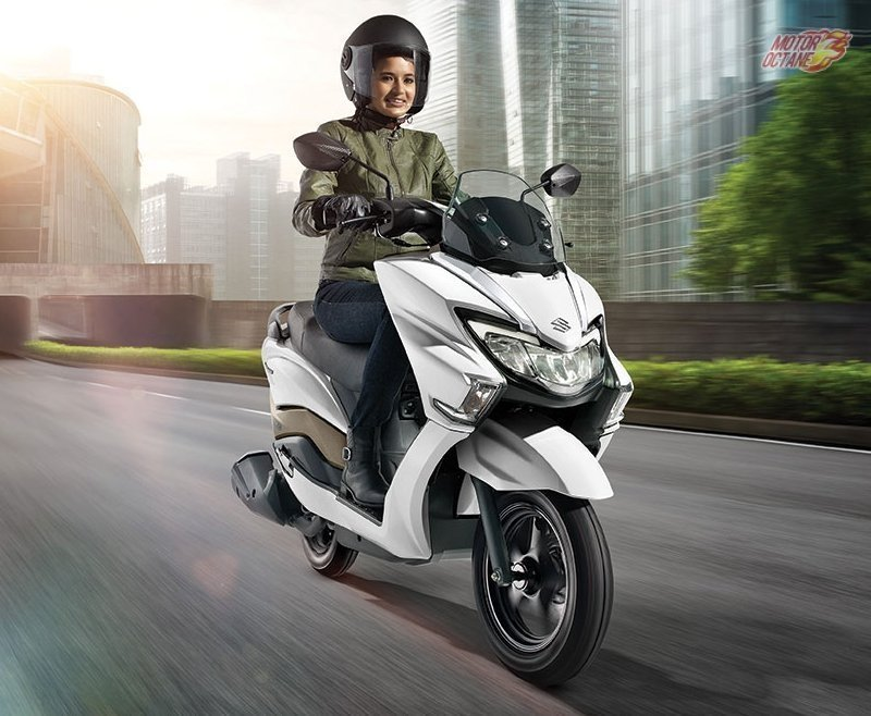 Suzuki Burgman Street 125 Launch Scheduled On July 19