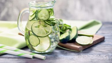 Photo of 10 Amazing Health Benefits of Drinking Cucumber Water