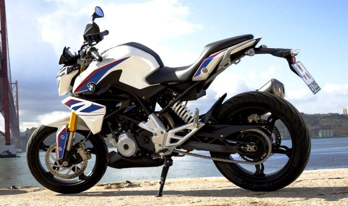 New BMW bikes