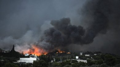 Photo of Greece Wildfire: 50 Feared Dead as Forest Fire Engulfs Villages and Cities