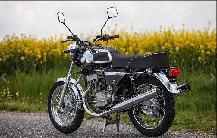 Mahindra Jawa 350