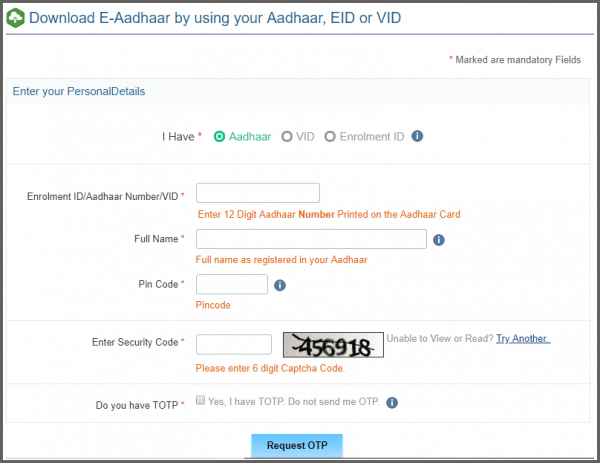Aadhaar_card_Download