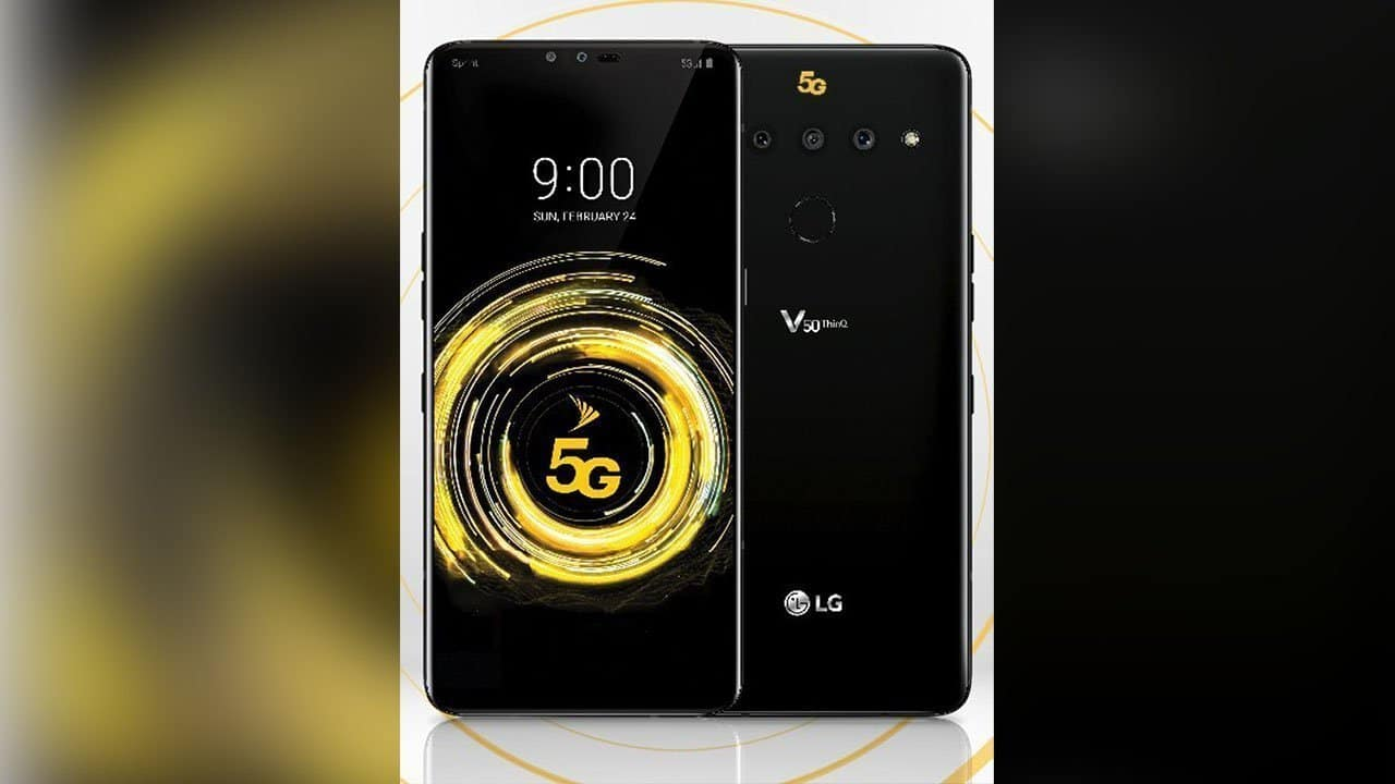 LG V50: Reviews, Specifications, Price