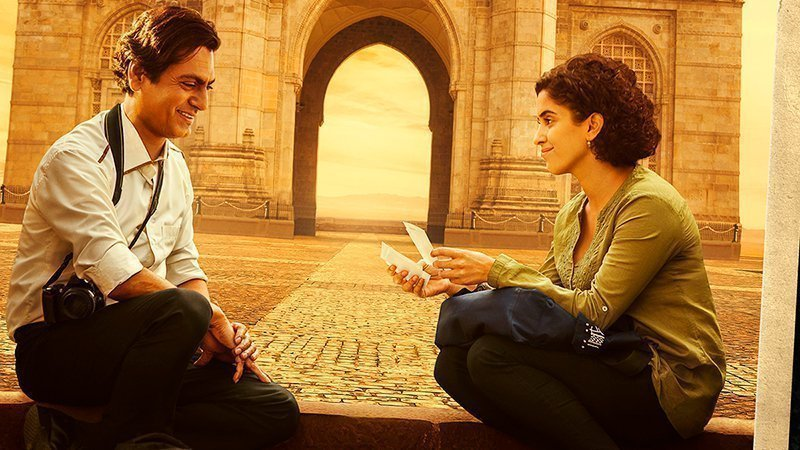 Nawazuddin Siddiqui & Sanya Malhotra-Photograph-Movie