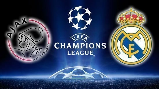 Real Madrid Ajax