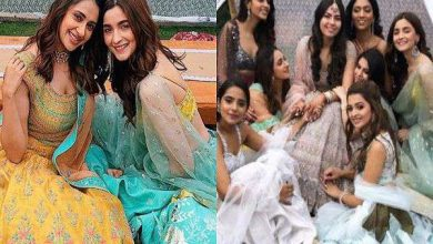 Photo of Alia Bhatt Proved Herself As The Best Bridesmaid !