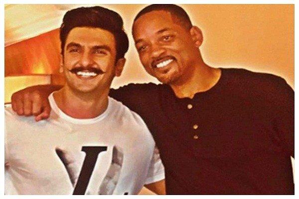 Will Smith, Ranveer Singh, Gully Boy