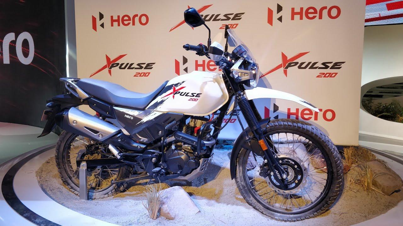 2019 Hero Xpulse 200