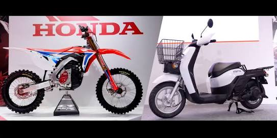 Photo of Honda launches Dirt bike and Electric Scooter
