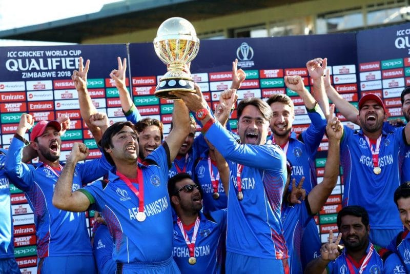 Afghanistan World Cup 2019 squad