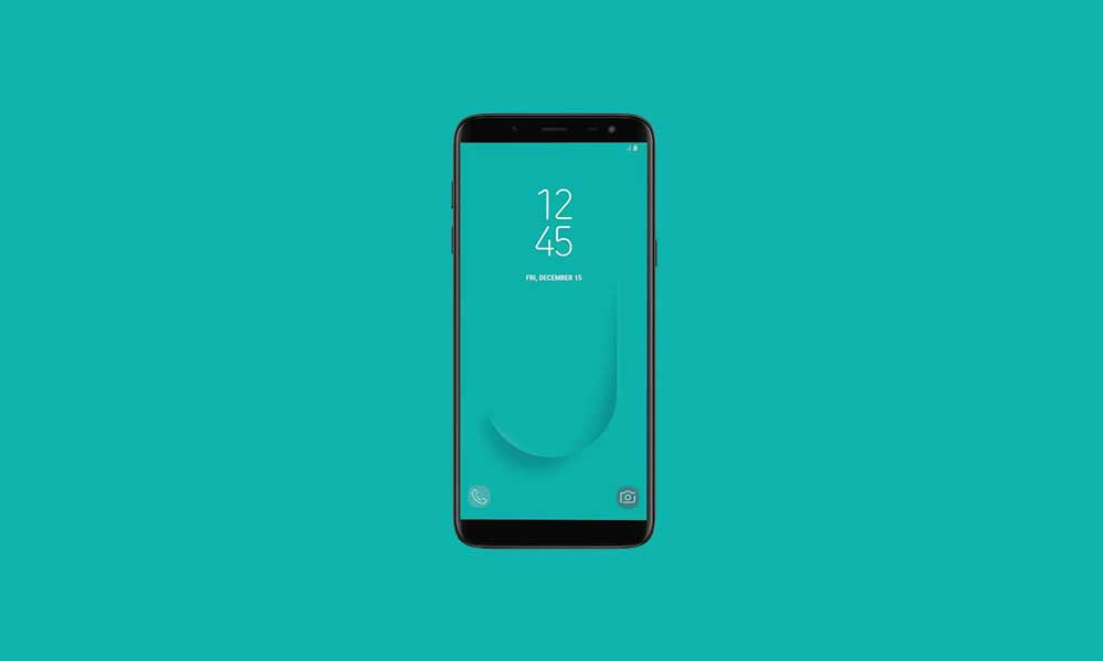 Update Galaxy J6 to Android Pie based on Resurrection Remix 7.0