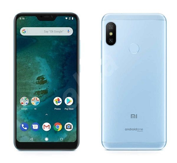 Update Xiaomi Mi A2 Lite to Android 9 0 Pie based on