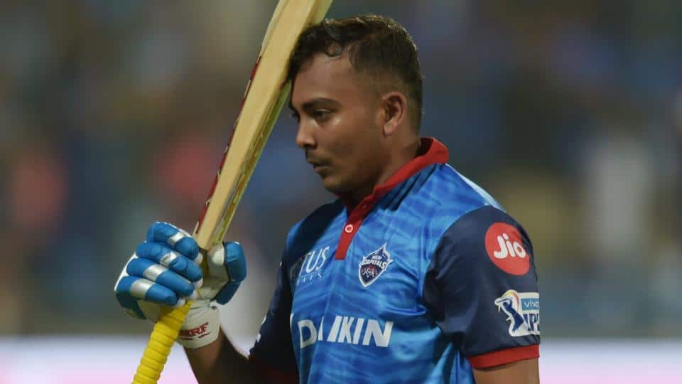 Photo of KXIP vs DC IPL 2019: After 99, a first-ball duck completes full circle for Prithvi Shaw