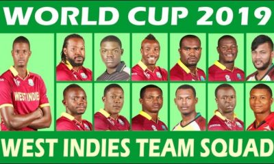 "ODI World Cup 2019: West Indies, ""The Dark Horse"""