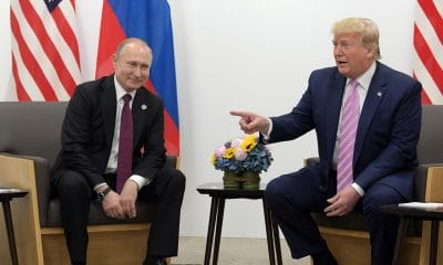G20 Summit : Trump jokes with Putin on Russian meddling and journalists issue
