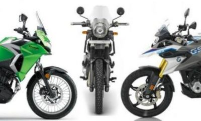 BMW G 310 GS vs Kawasaki Versys X 300 vs Royal Enfield Himalayan