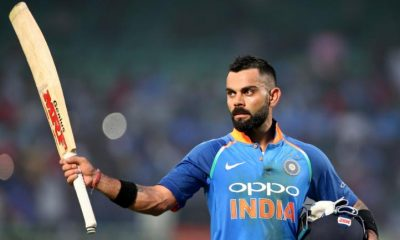 The face of Indian Cricket, Virat Kohli