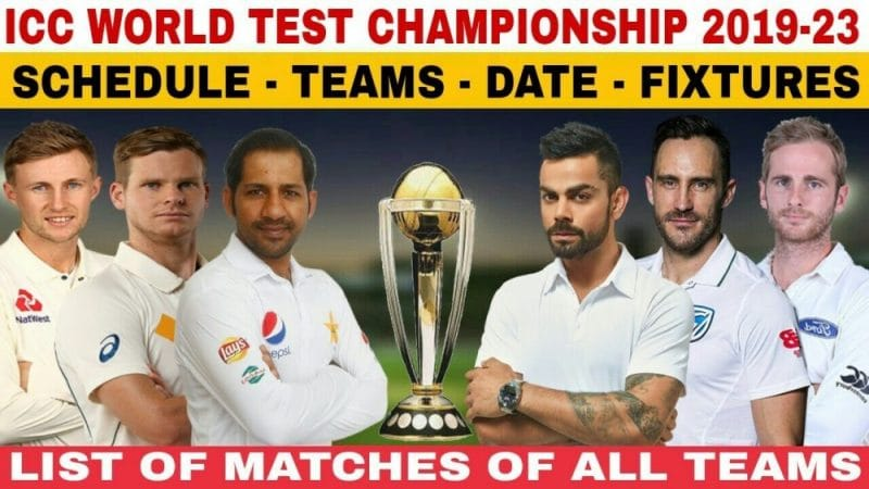 World Test Championship 2019 -21