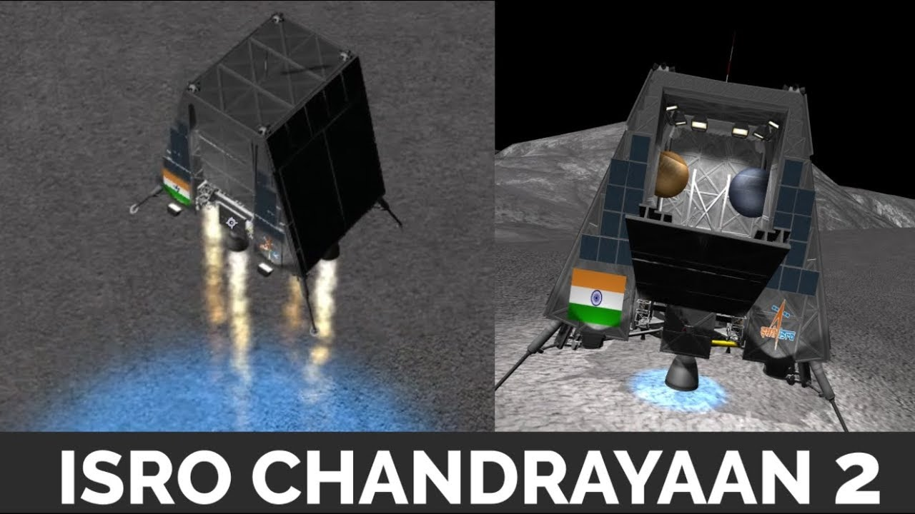 India's Chandrayaan 2