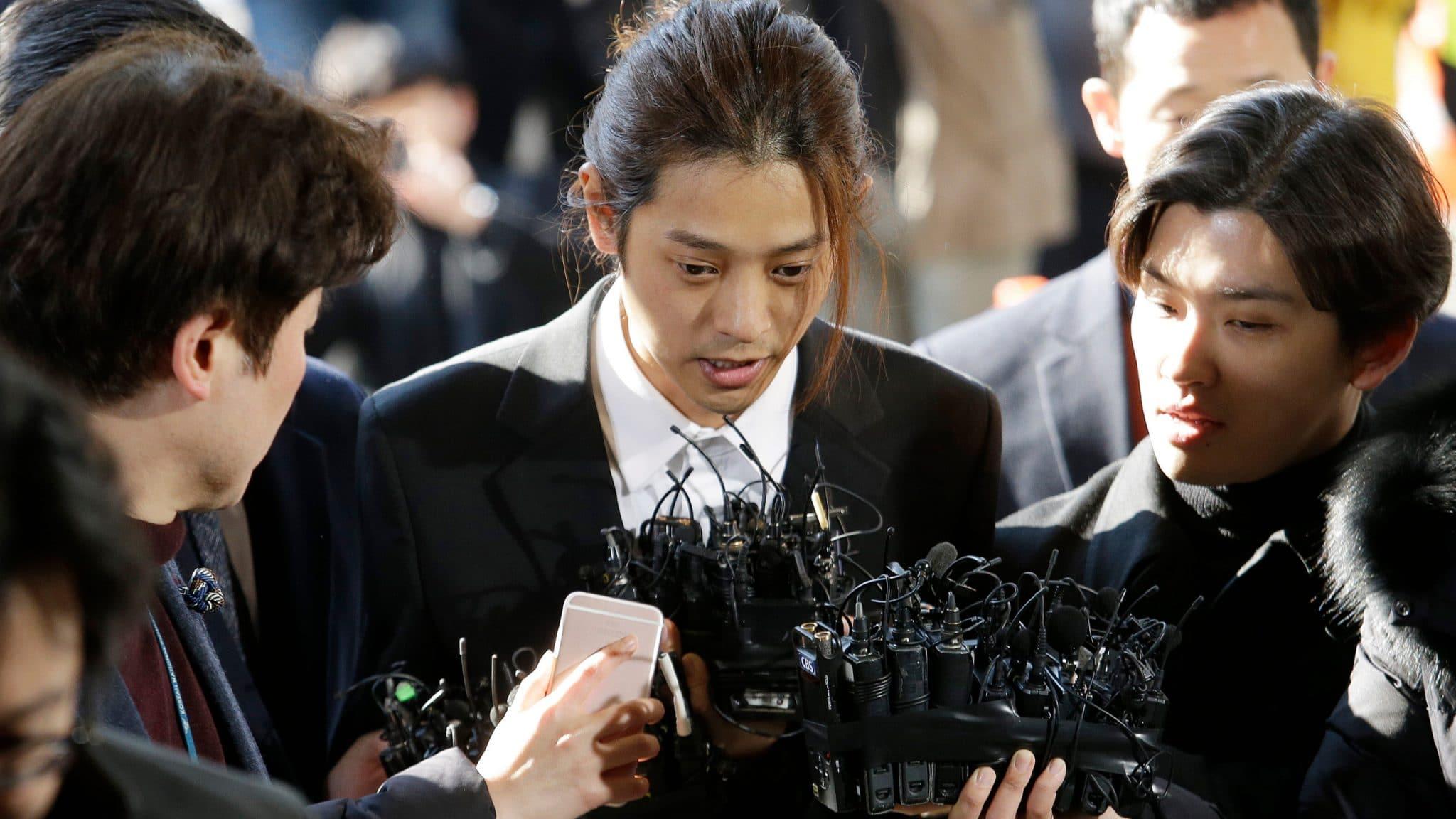 K-pop stars Jung Joon-young and Choi Jong-hoon Guilty for Gang-raping Women serves Imprisonment
