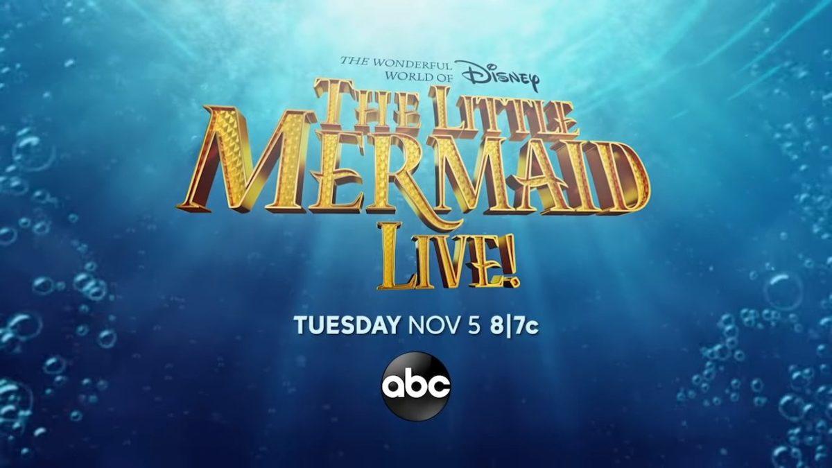 The Little Mermaid Live