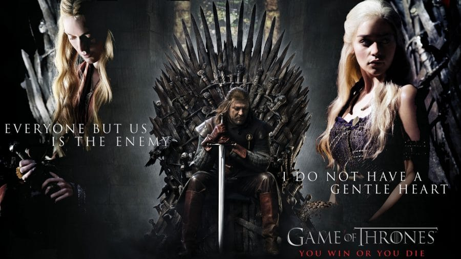 Download Games of Thrones Seasons from Torrents