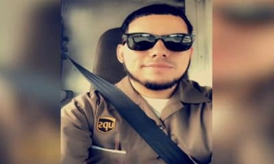 UPS driver, innocent victim of the shootout and chase